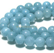 JADE GEMSTONES BEADS - ROUND JADE BEADS 10MM